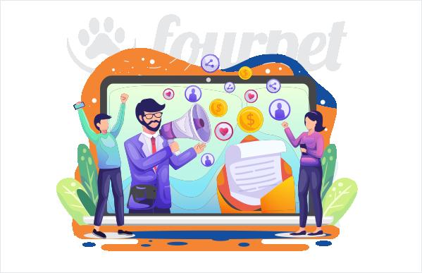 Programa de Afiliados Fourpet